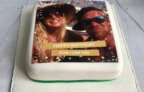 Edible Photo Cakes