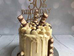 Celebration Drip Cakes